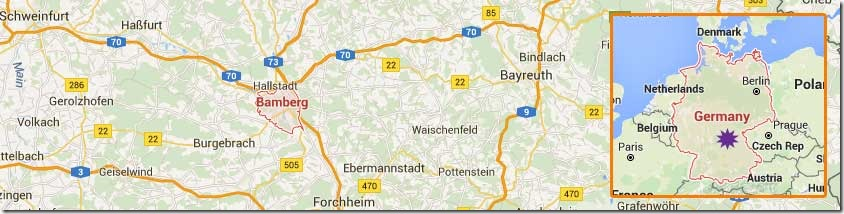 BambergMap
