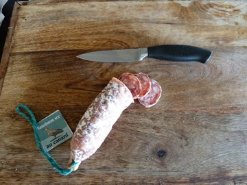 Saucisson (with Duck)