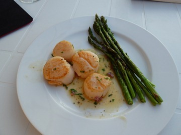 Scallops by Chris