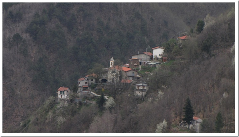 A village across the valley (Zoomed)