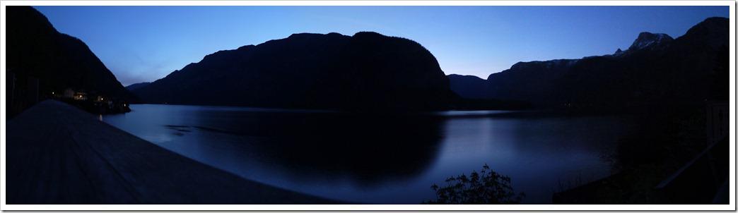 Dawn over Hallstatt